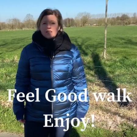 Feel good walk