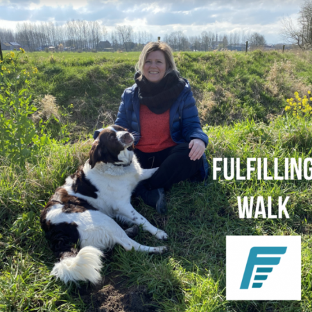 FulFilling walk meditation