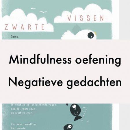 Mindfulness negatieve gedachten